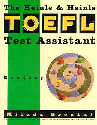 The Heinle & Heinle Toefl Test Assistant By Broukal, Milada